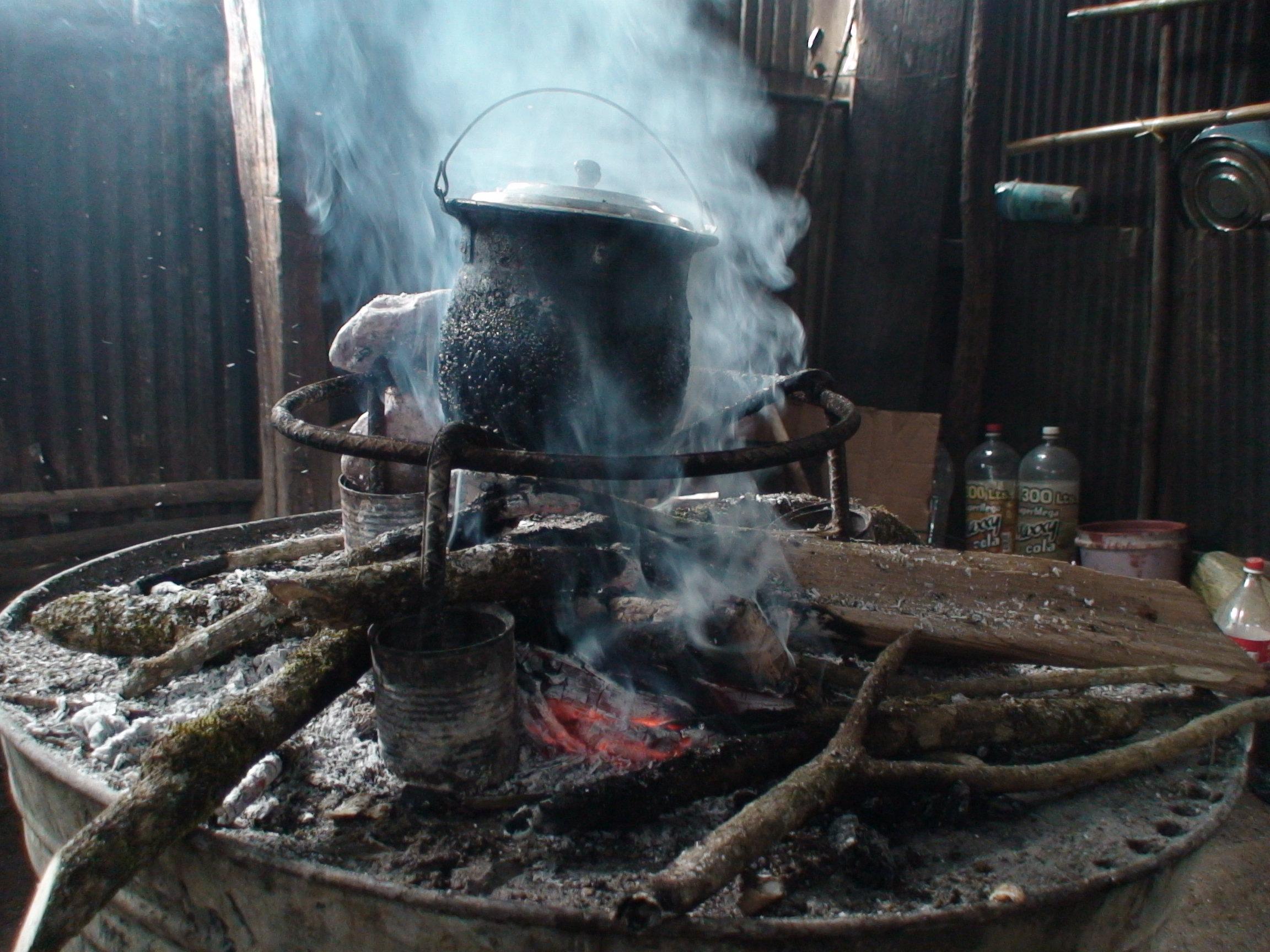 Mexico indoor cookstove