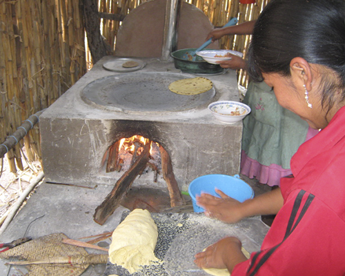 Mexico clean cookstove