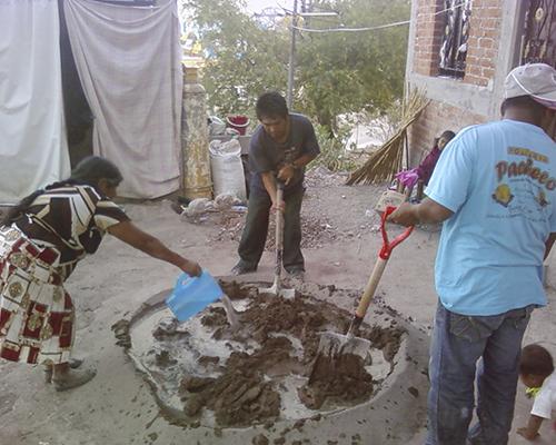 Mexico community development