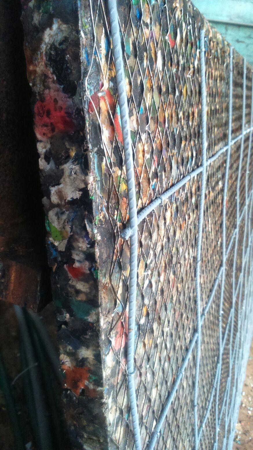 Mexico plastic EcoDomum