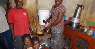 clean water Uganda