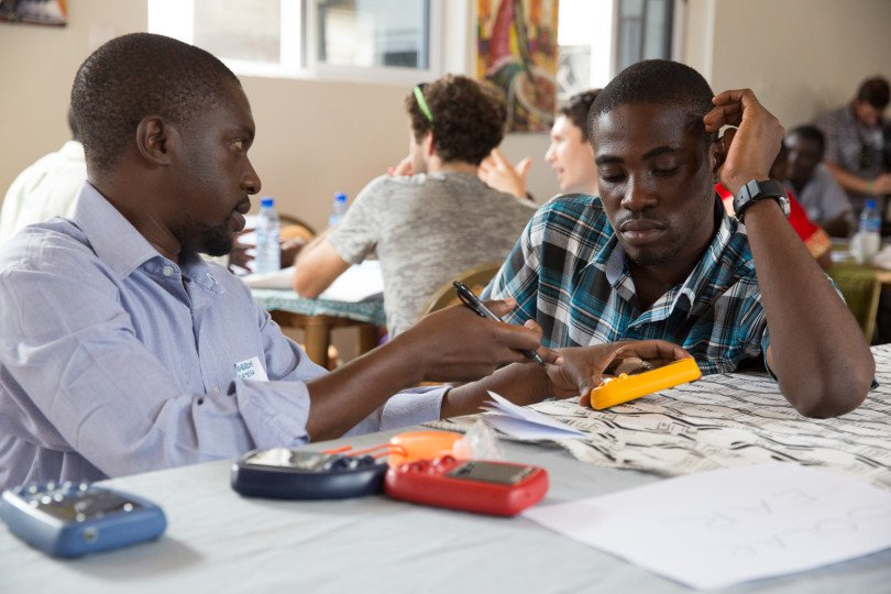 While there, the Unreasonable founders met with locals in order to explore ways the potential Ghana holds for their businesses.