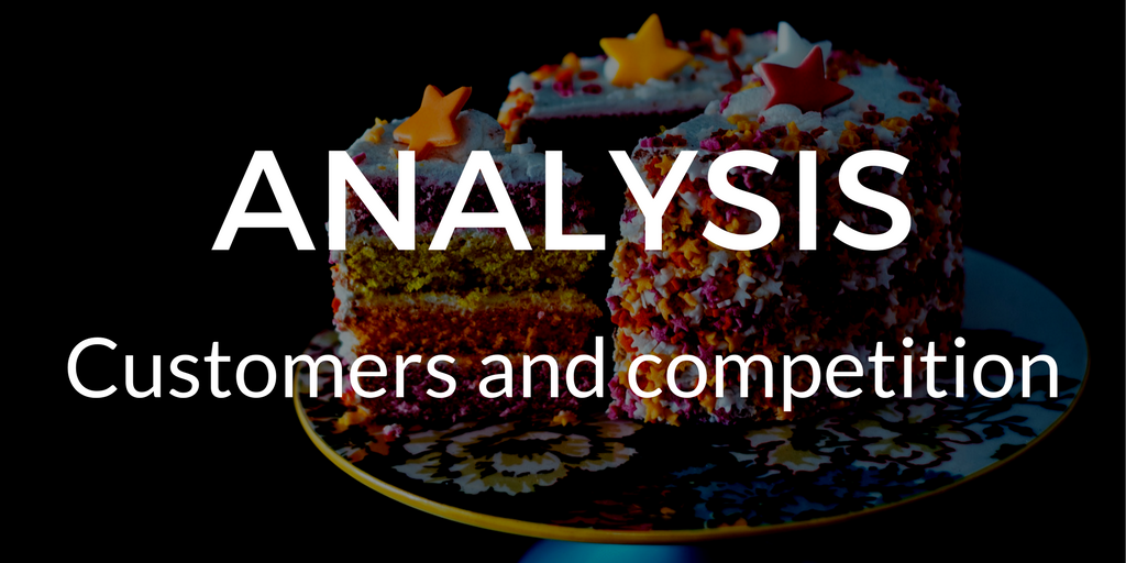 Brand Strategy - Customers and competition