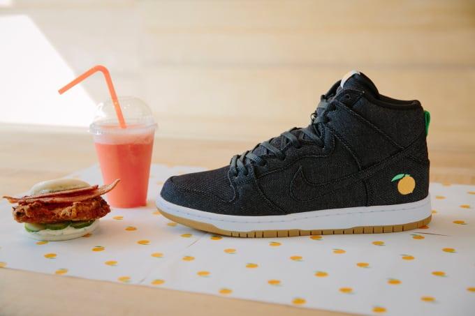 Nike + Momofuku