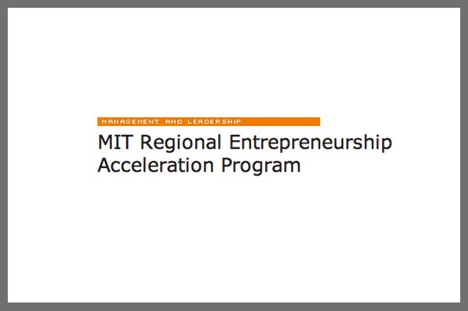 REAP at MIT