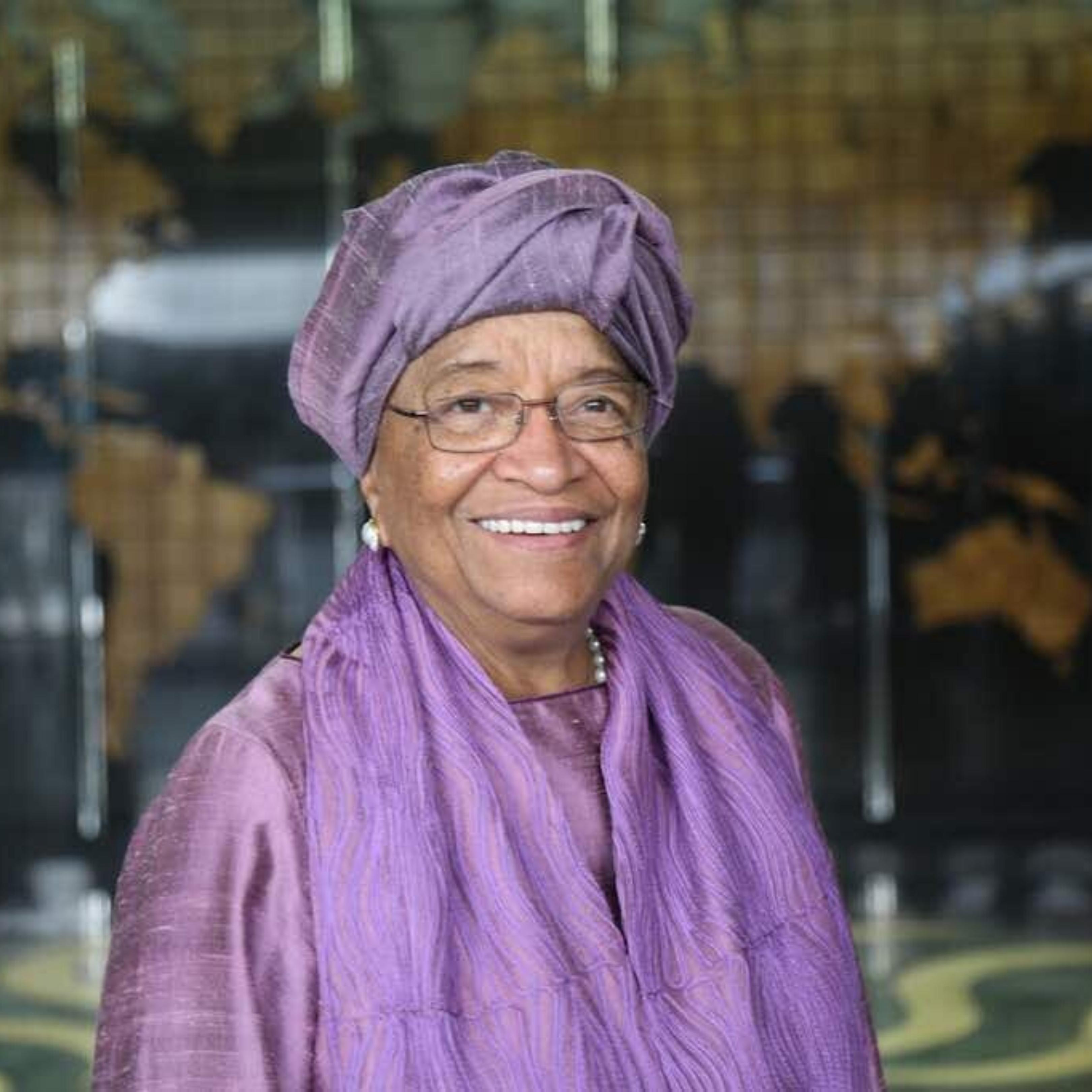 Madame Ellen Johnson Sirleaf